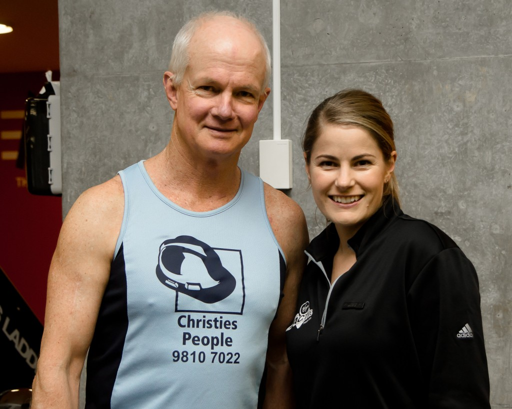 Belinda Van de Ven, my personal trainer was vital to my rehab programme. Originally from New Zealand and a specialist in gym based recovery from surgery, Belinda provided a disciplined and graduated approach to recovery. I saw her once a week for the first 9 months of post surgical recovery. An investment in a personal trainer is vital if you can afford it.