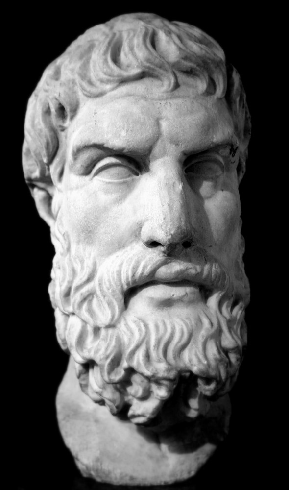 Epicurus - the world's first optimist